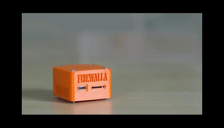 シンプルでお手頃価格「Firewalla」