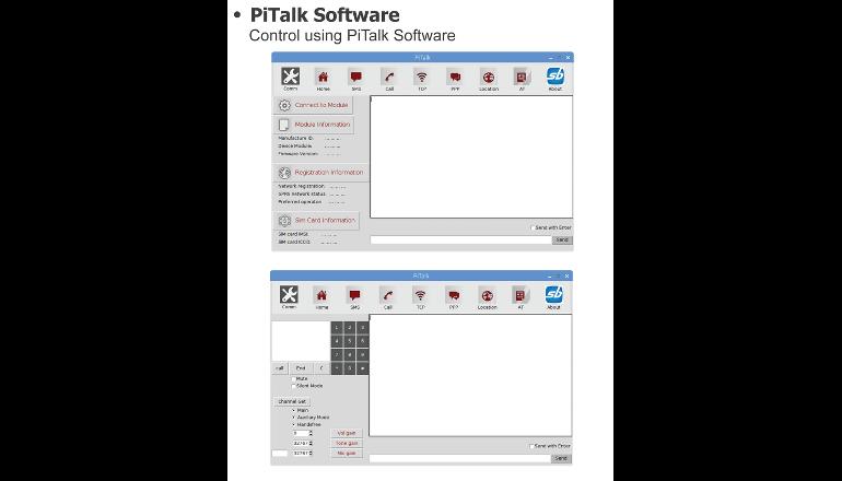 Raspberry Piに対応するモジュラー式スマートフォン「Pi Talk」