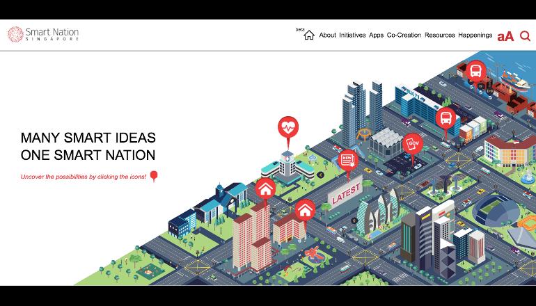 シンガポールが進めるスマートシティ「Smart Nation」とは?