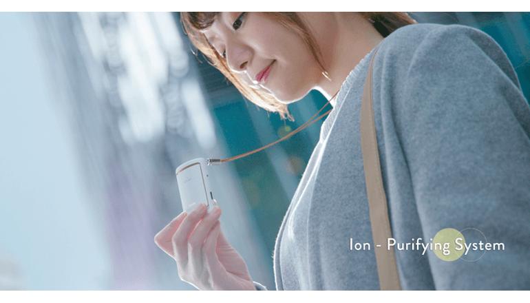 東京発のコンパクトな空気清浄機「Ionizo」