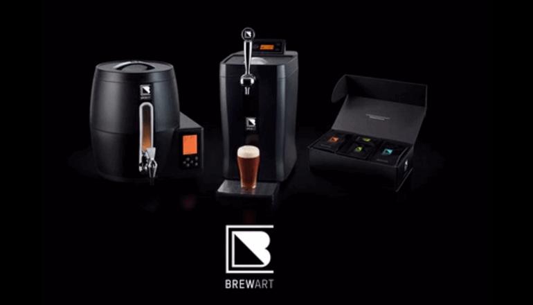 IoTビール醸造システム「Brew Art」が作るバークオリティビール