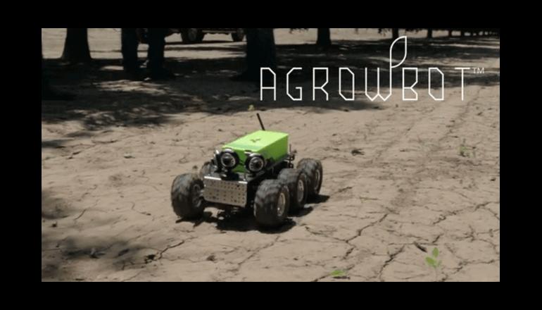 作物監視ロボット「AGRowBot」が小規模農場の労働力補完に役立つ