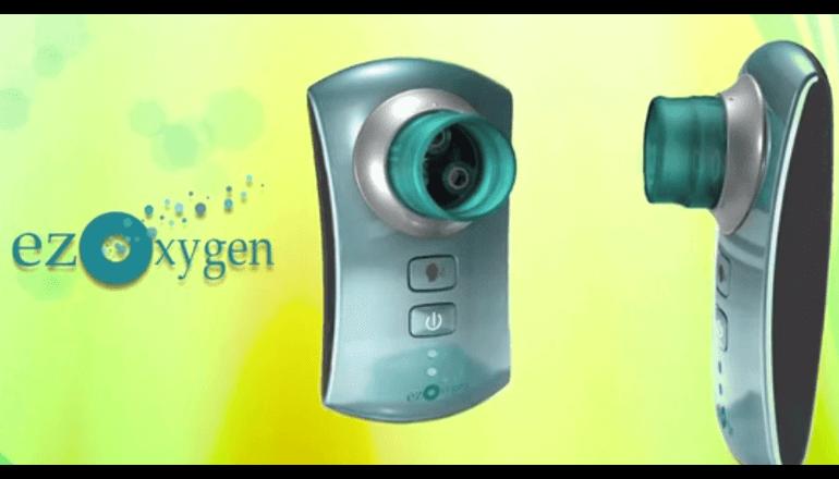 呼吸器チェッカー「ezOxygen」で運動時のパフォーマンスUP