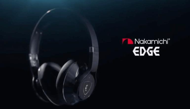 AI技術搭載ヘッドフォン「EDGE」、上質な音と雑音カット機能を提供