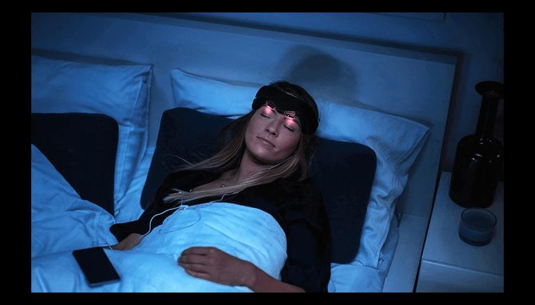 睡眠改善ヘッドセット「Neuroon Open」