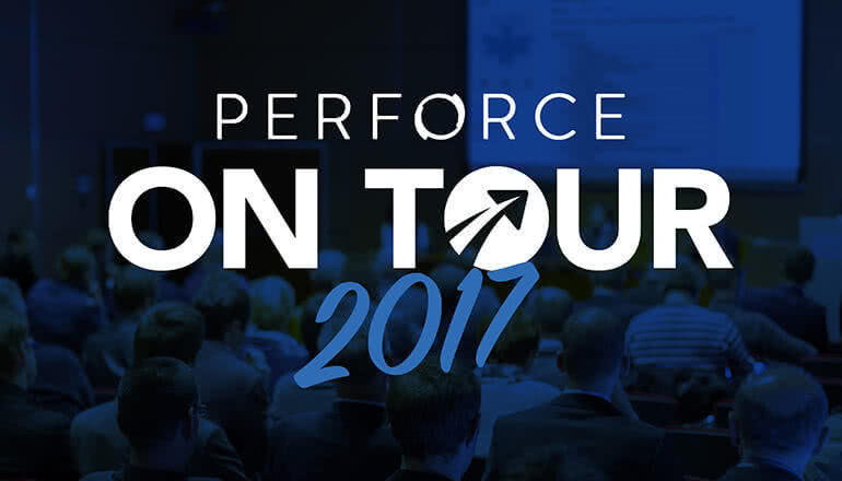 PERFORCE on Tour 2017-デプロイメント・ファースト東陽テクニカ/PERFORCE社共催ビジネスフォーラム