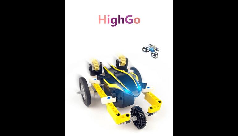 次世代の教育用トイの重要性に注目「Highgo」
