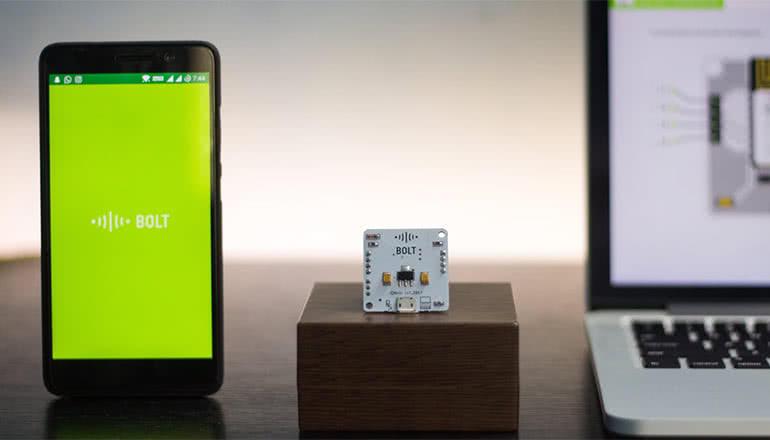 IoTを加速させるプラットフォームに「Bolt」