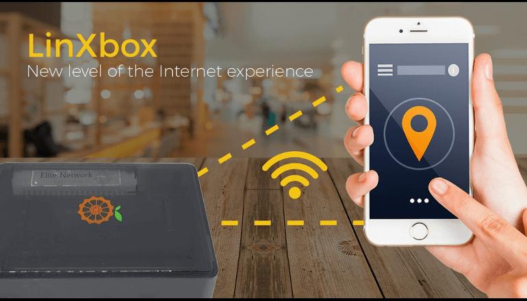 インターネットを安全・便利に活用するためのルーター「Linxbox」