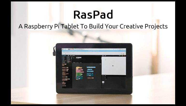 タブレット端末でRaspberry Piをいつでもどこでも利用したい人へ「Raspad」