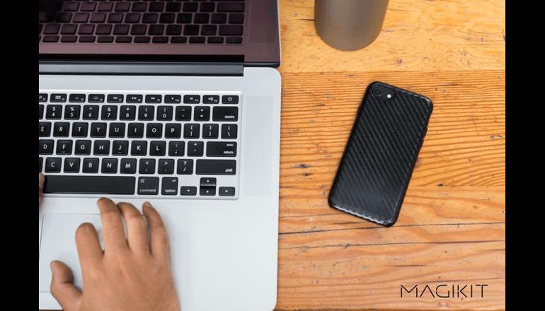 NFC機能を有するRFIDスマートフォンケース「MagiKit」