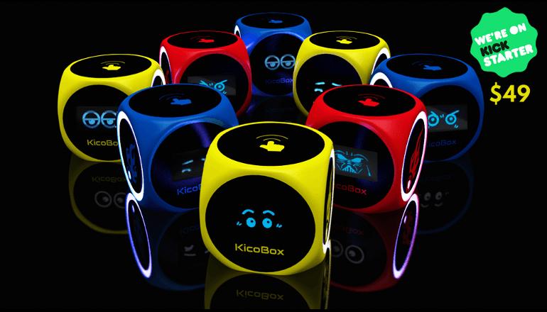 揺りかごから墓場までのプログラミング教育を支えてくれる「KicoBox」