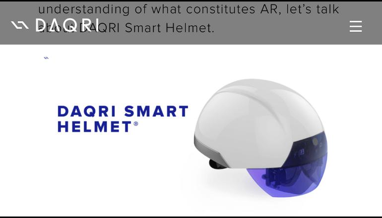 石油産業で活用されるAR: スマートヘルメットが現場作業を楽にする