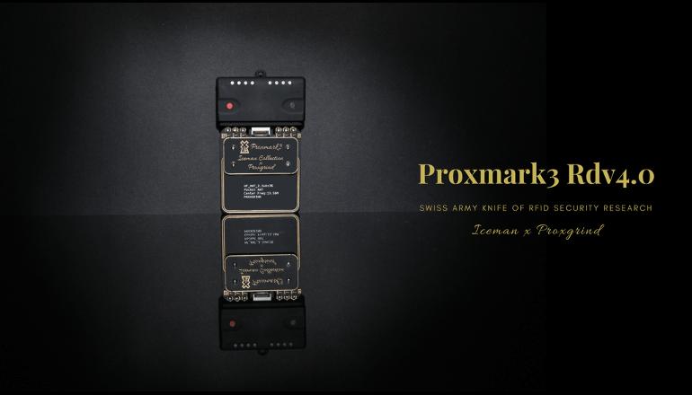 世界で最も高性能なRFIDテスターを目指して「Proxmark3 Rdv 4.0 」