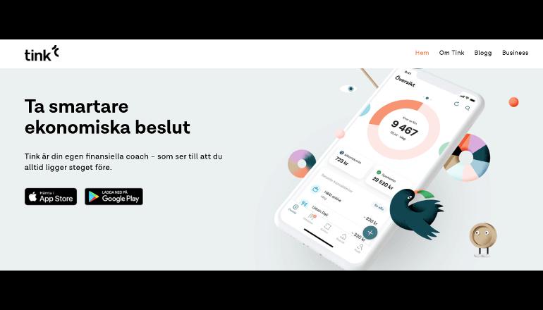 スウェーデンのフィンテック企業『Tink』が開発者向けAPIプラットフォームを発表