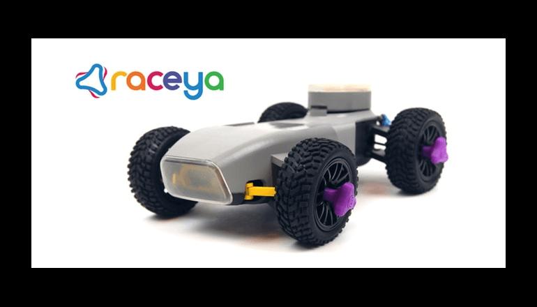 遊びにもよし、教育にもよしの万能ラジコンカー「RaceYa」