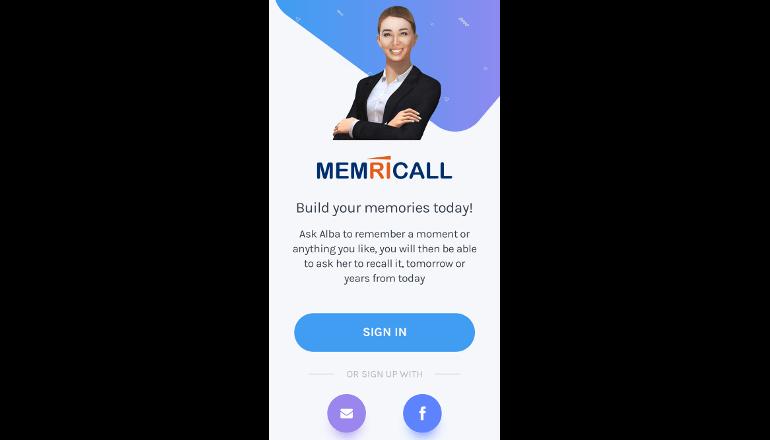 忘れがちな用事は全てAIに任せてしまおう「MEMRICALL」