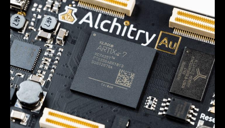 デジタルデザインをもっと簡単に。「Alchitry」