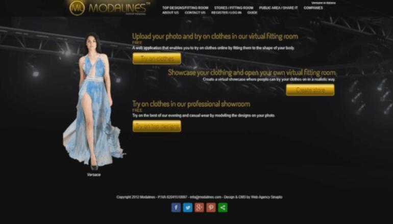 CtoCビジネスにも活用できるモール型ECサイト「Modalines」