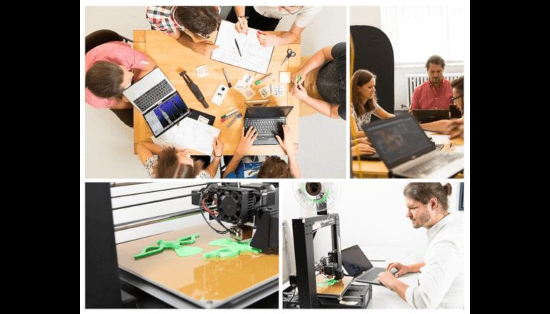 最新のテクノロジーでより精度の高い3Dプリントを実現「Scoobe3D」