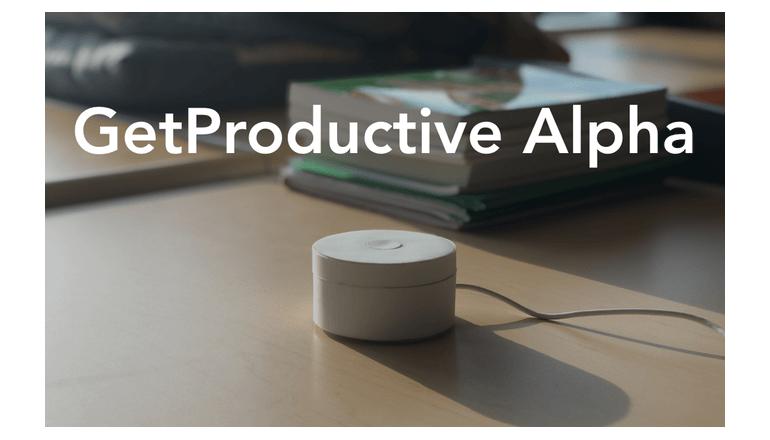 日々の生産性向上に役立つタスク消化専用タイマー「GetProductive Alpha」