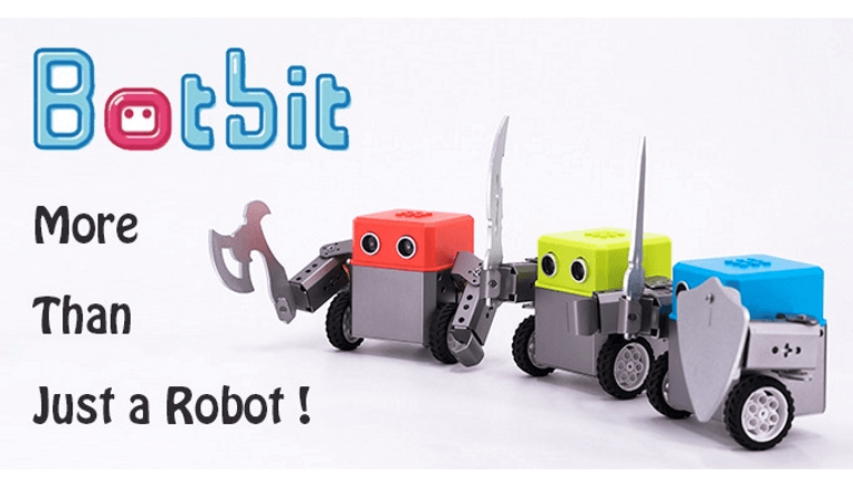 45d30f55913 Micro:Bitを用いたSTEAM教育向けロボットキット「BOT:BIT」 - Foresight ...