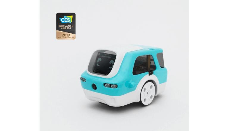 人工知能をシンプルに理解できる自動運転カーキット「Zümi (Zumi)」