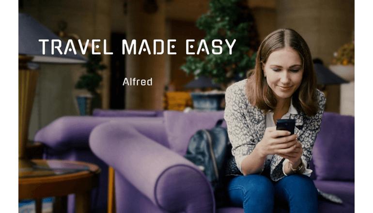 旅のお供に最適な旅行者向けデバイス「Alfred」