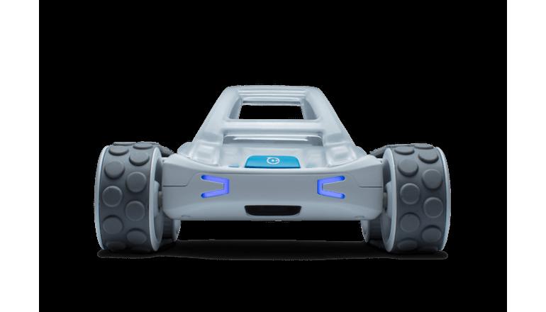 どこでも行けて、なんでもできるプログラミングロボット「Sphero RVR」
