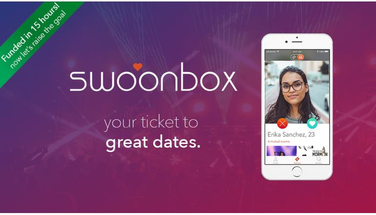 イベントベースで趣味の合う人とマッチングできるアプリ「SWOONBOX」