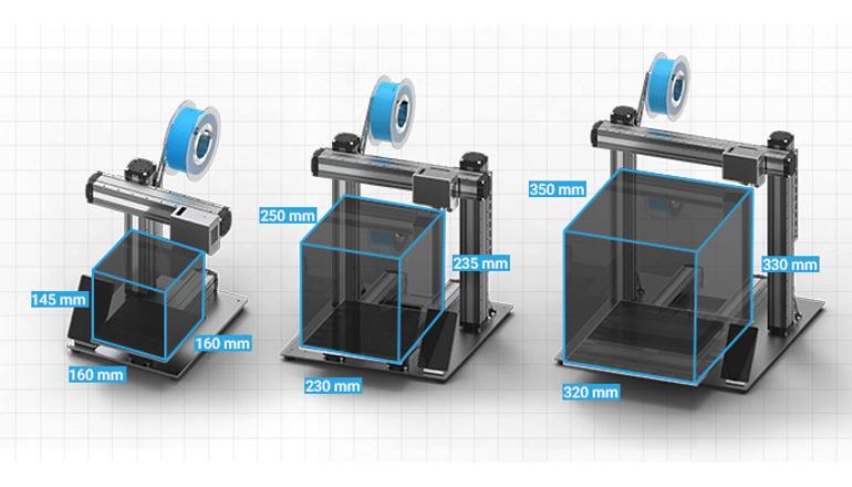 3つの機能が1つになった3Dプリンター「Snapmaker 2.0」