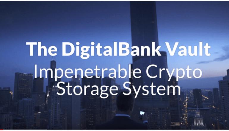 仮想通貨の管理はこれ一台で完璧に。「DigitalBank Vault」
