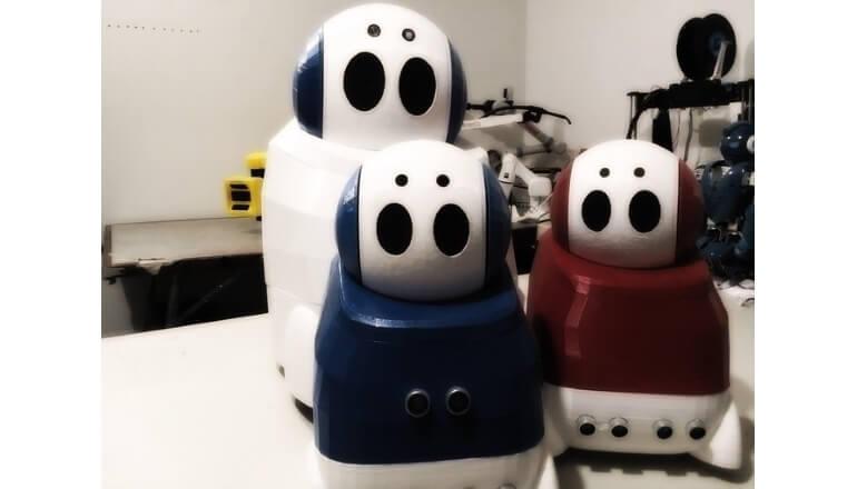 リーズナブルな価格で手に入るソーシャルロボット「Iris v2」