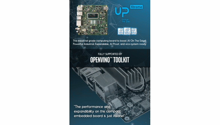 産業レベルの最新コンピューター基盤をPCに組み込もう「UP Xtreme」