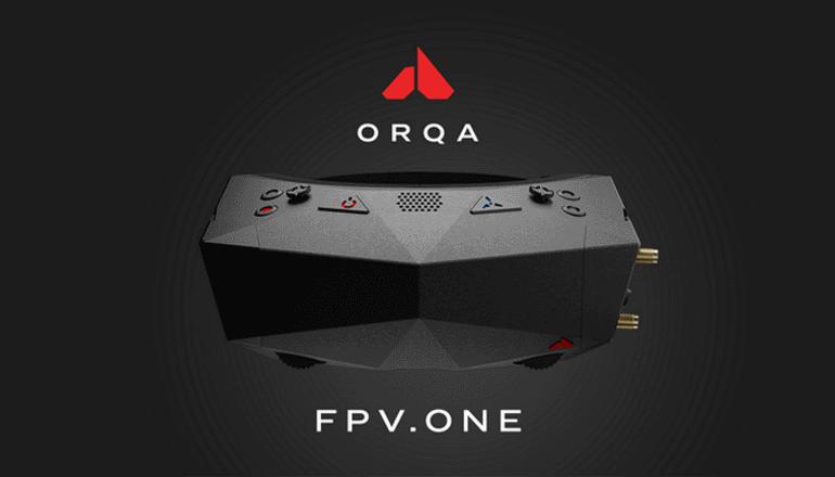 ドローンレースをさらなる迫力で体験「Orqa FPV.One」