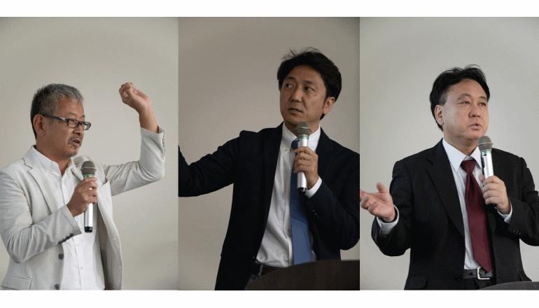 DX INITIATIVE 2019 モビリティ産業に見るデジタルトランスフォーメーション  プレス・ワークショップレポート