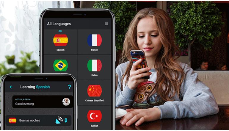 スマホのチャットで気軽に外国語を学ぼう「Language Chat」