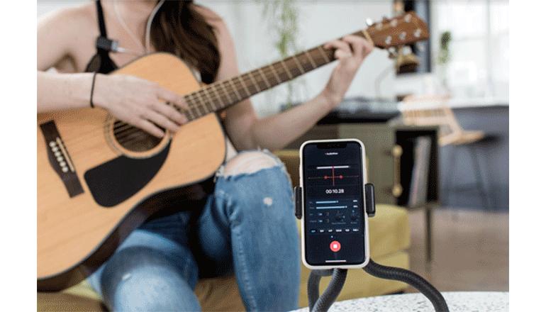 オーディオの編集はマッチ箱サイズのデバイスで完結「AudioWow」