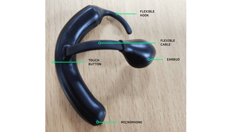 耳の形を選ばない高性能ワイヤレスイヤホン「NEOPON 2」