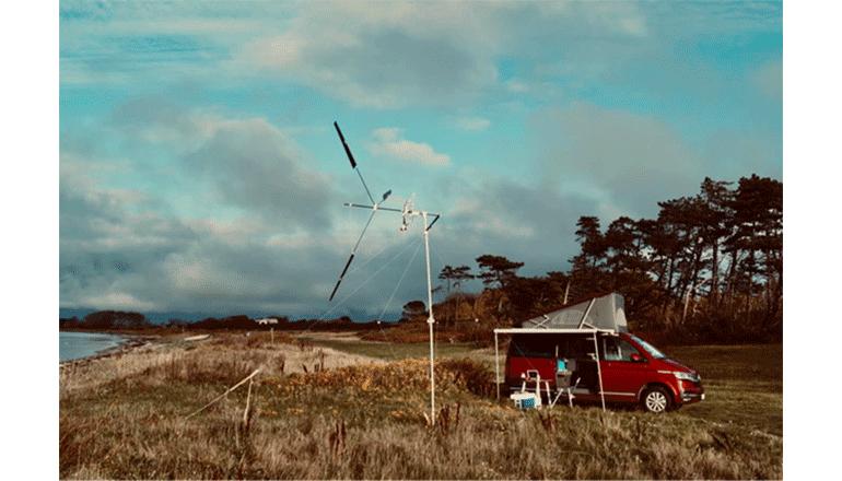 取り付け自在でコンパクトなデザインと環境に優しい風力発電が魅力の風力発電タービン「Wind Catcher」