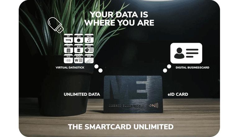 無制限の情報管理機能と高いセキュリティ機能が魅力のSpreadIDカード「SpreadID Smartcard」