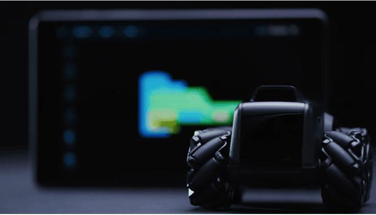 スマートな監視機能とコンパクトでパワフルなAI搭載の自律移動ロボット「Scout」