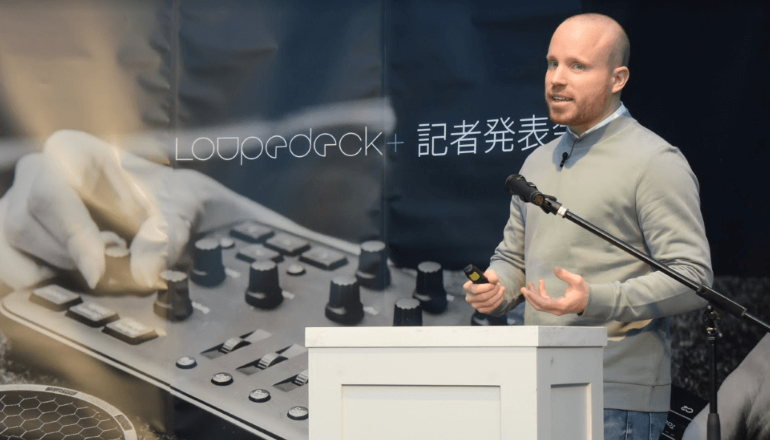 次世代の写真・映像編集コンソールLoupedeck+が日本で提供開始