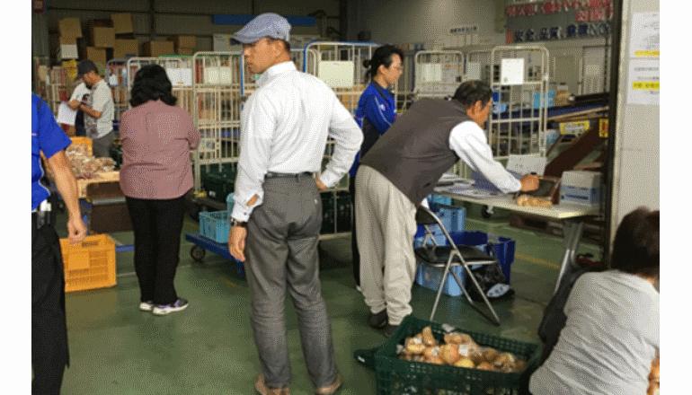農業×IT×運輸、新たな集荷場運用で生産者のビジネスを広げる