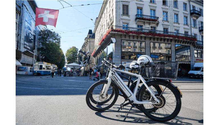 高性能eバイクシェアサービス事業に出資、都市型MaaSを加速する