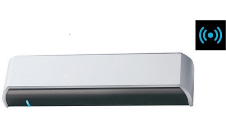 世界初!スマホアプリと連携するビーコン搭載型自動ドアセンサ