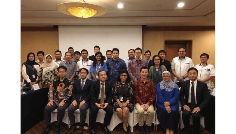 日本の物流プラットフォーム、インドネシアでその有用性を実証