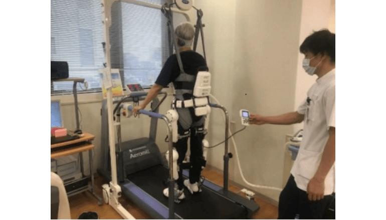 医療保険適用ロボスーツ、SBMA患者の歩行機能改善でも