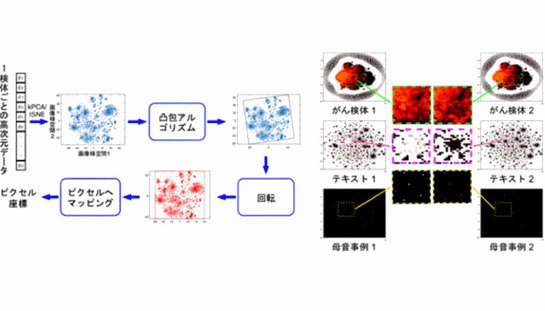 多様な非画像データを画像に変換してディープラーニングで洞察する