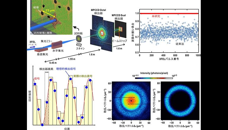 X線自由電子レーザー光の干渉具合、パルスごとの評価理論を確立